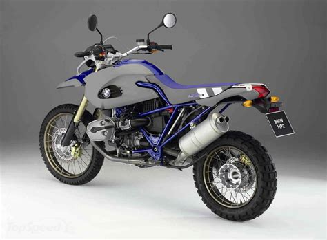 Bmw Hp2 Enduro by 2006 Bmw Hp2 Enduro Pics Specs And Information