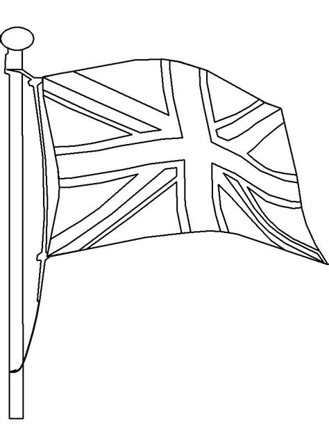 british flag misc coloring pages pinterest