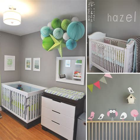 Nursery Design Ideas by Trendy Gray Nursery Ideas Popsugar