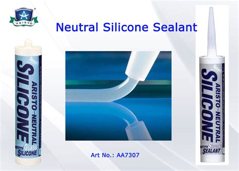 Silicone Sealant Neutral low modulus neutral cure silicone sealant one part clear