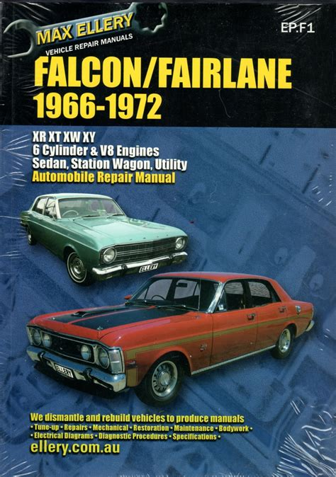 free online auto service manuals 1966 ford fairlane free book repair manuals ford falcon fairlane xr xt xw xy 1966 1972 sagin workshop car manuals repair books information