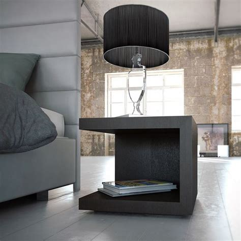 18 modern bedside table designs to enter diversity in the