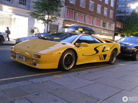 Lamborghini Sv Diablo by Lamborghini Diablo Sv 4 September 2016 Autogespot