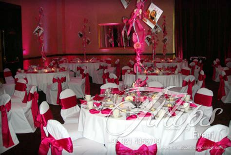 themes for a girl s 16th birthday party sweet 16 party ideas birthday party planner in lahore