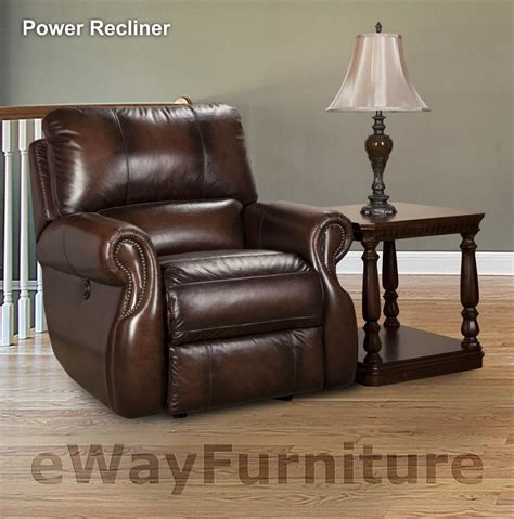 Most Durable Recliners by New Living Comfortable And Durable Brown Leather
