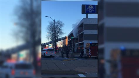 americas best inn st louis 2018 sale ksdk occupants evacuated from downtown st louis hotel