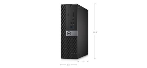 500 3322x By Itc Komputer by Dell Optiplex 7040 I7 6700u Cpu With 18 5 Quot Led 6th