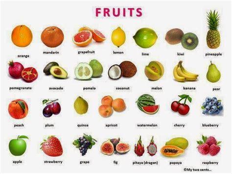 imagenes en ingles frutas recursos para educaci 243 n infatil las frutas en ingl 233 s