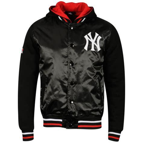 Hoddie Yankess Ukm Limited majestic s yankees esher mixed fabric jacket black