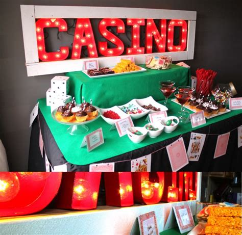 17 best images about surprise casino party on pinterest