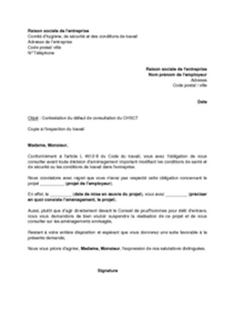 Mod Les De Lettre De D Mission Avec Pr Avis exemple lettre de d 233 mission humour covering letter exle