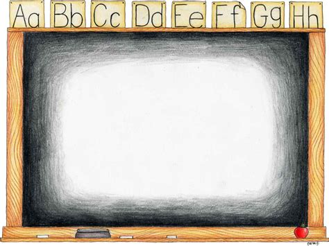 back to school bulletin board writing paper templates