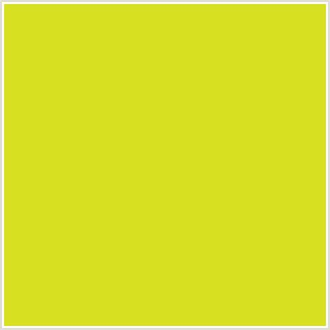 yellow green color d8e022 hex color rgb 216 224 34 pear yellow green