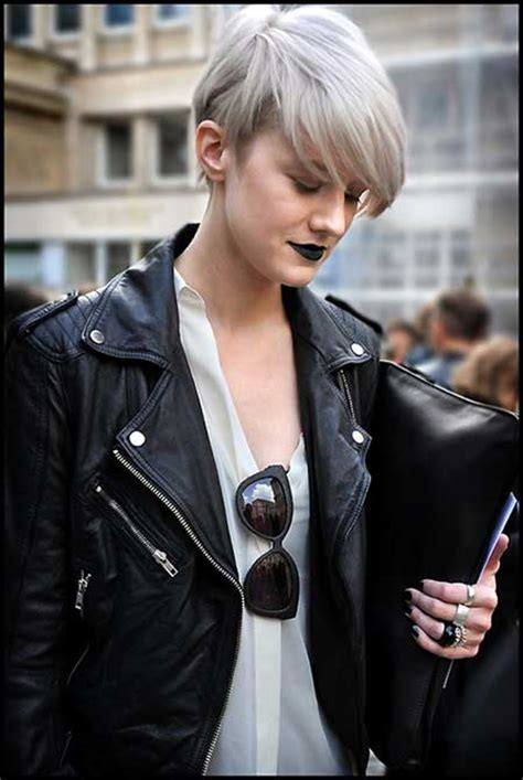 gray hair trends 2014 30 latest short hair trends short hairstyles 2017 2018