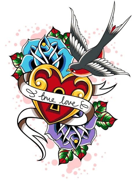 rockabilly tattoos designs 56 best images on flowers