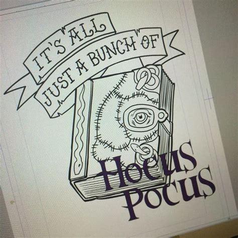 hocus pocus tattoo hocus pocus sleeve search 1 tattoos
