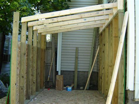 bit crazy   build  backyard shed