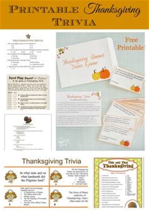 printable thanksgiving trivia cards 20 printable thanksgiving games thanksgiving and
