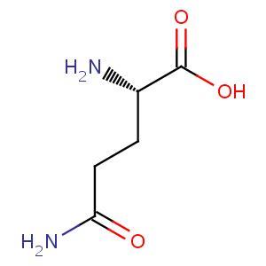 L Chemical Formula by Bmse000038 L Glutamine At Bmrb