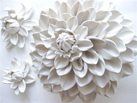 sculture di fiori sculture di fiori in argilla polimerica di angela schwer