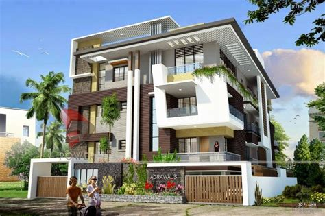 outside design of house in indian ultra modern home designs house 3d interior exterior
