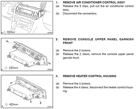 airbag deployment 2009 infiniti fx windshield wipe control service manual meter panel remove from a 2001 lexus lx