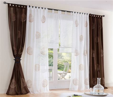 gardinen muster nett gardinen muster f 252 r wohnzimmer gardinen wohnzimmer