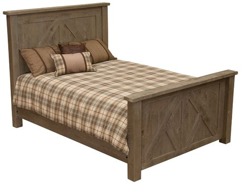 Timber Frame Bed Fireside Lodge Frontier Timber Frame Bed