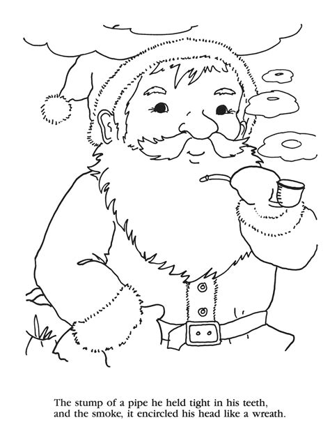Twas The Before Coloring Pages Twas The Nifgt Before Christmas Coloring Pages Coloring Home by Twas The Before Coloring Pages