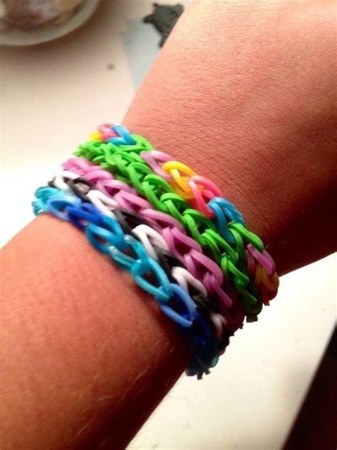 make rubber band jewelry rubber bands bracelets 183 how to make a braided bracelet