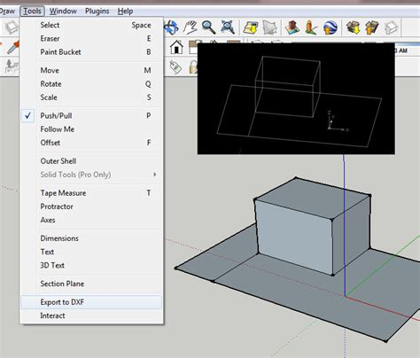 sketchup layout dwg export dxf export sketchup plugin review sketchup plugin