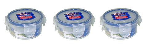 Lock Lock Gift Set Plastic Food Container 4 Item 1 3 x lock lock plastic food storage container 100ml hpl931 ebay