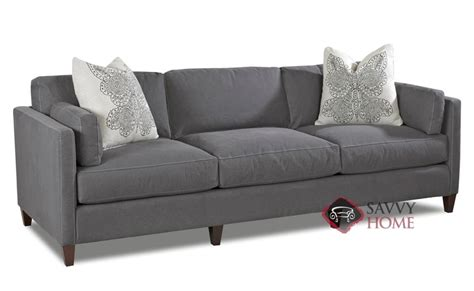 Jacksonville Sofa by Jacksonville Fabric Sofa By Savvy Is Fully Customizable By