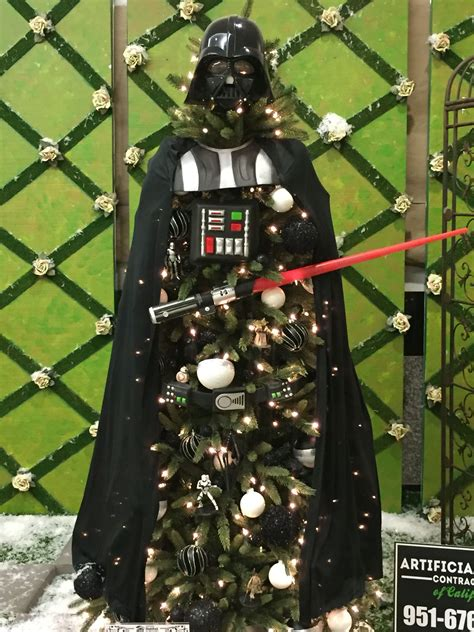 19 most creative kids christmas trees star wars