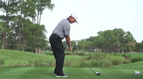 ernie els swing analysis ernie els swing in slow motion golf com