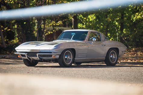 1963 chevrolet corvette sting l75 sport coupe 837