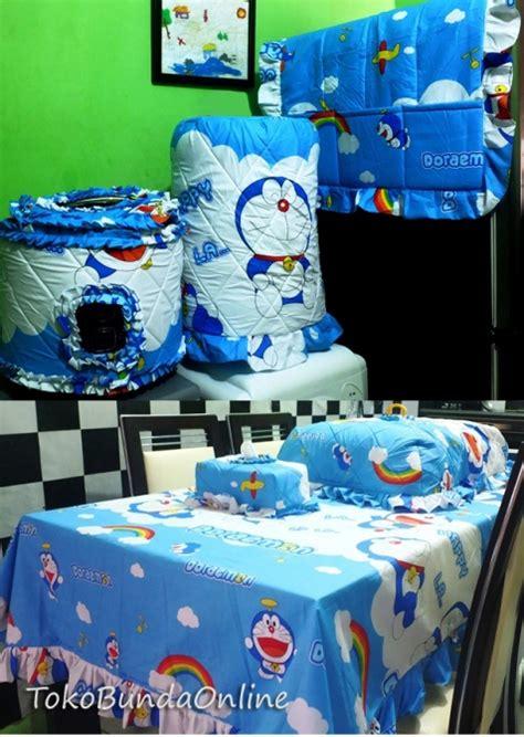 Tudung Saji Doraemon detail produk homeset doraemon rainbow toko bunda