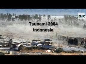 imagenes reales tsunami 2004 tsunami indonesia 2004 igeo tv youtube