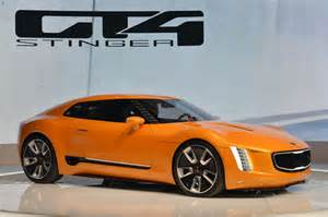 Kia Gt4 Stinger Concept Price Kia Gt4 Stinger Concept May Be Closer To Production Than