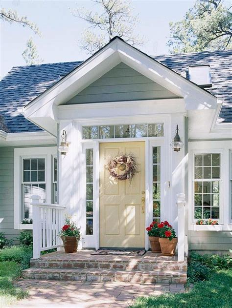 curb appeal front entrance 20 ways to add curb appeal front porches the doors and