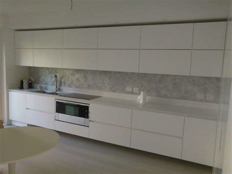 cucina opaca cucina moderna laccata bianco opaco