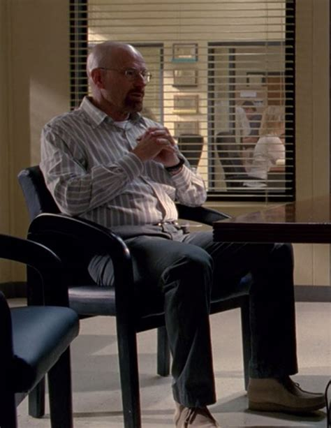 how to dress like walter white breaking bad tv style guide