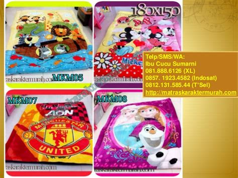 Penjual Karpet Karakter Grosir 081 888 6126 xl pusat grosir matras karakter jual