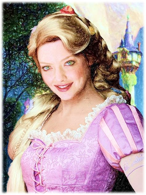 amanda seyfried tangled rapunzel amanda seyfried by javivi81 on deviantart