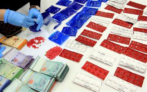 Pil Penggugur Uh 5 Bulan Polis Selangor Ras 600 000 Pil Eramin 5 Bernilai Rm9