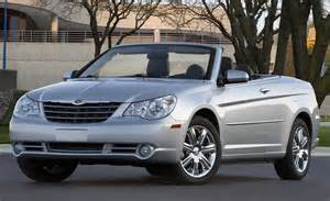 Chrysler Sebring Images 2010 Chrysler Sebring Convertible Photo