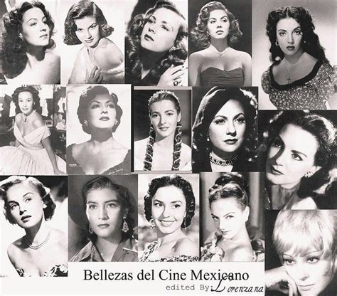 Divas Or To Earth And Tony by Classic Mexican Actresses Who Inspire