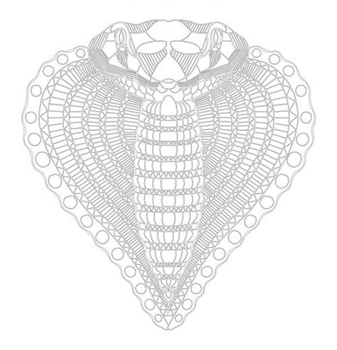 snake mandala coloring pages 17 best images about intricate coloring pages for adults
