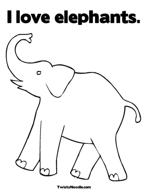 elephant coloring pages pdf r the elephant colouring pages page 2 az coloring pages