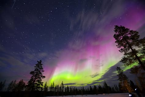Finland Northern Lights by The World S Happiest Countries Splendia